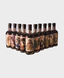 Karuizawa Samurai 1-10 Bottles Set