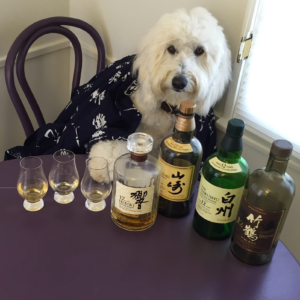 What's a dogs best friend?  Japanese Whisky, of course!