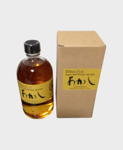 Akashi single malt whisky white oak 96 limited only A