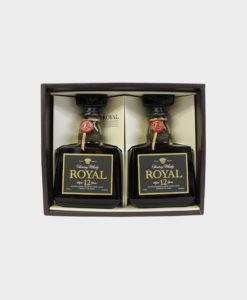 Suntory Royal 12 Year Old Set