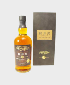 Karuizwa 12 years old pure malt 2001  final version  with box In 2001 won the IWSC the best whisky gold Medal 1