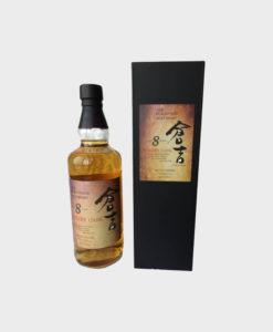 MATSUI whisky -the kurayoshi malt whisky 8 years old Sherry cask B