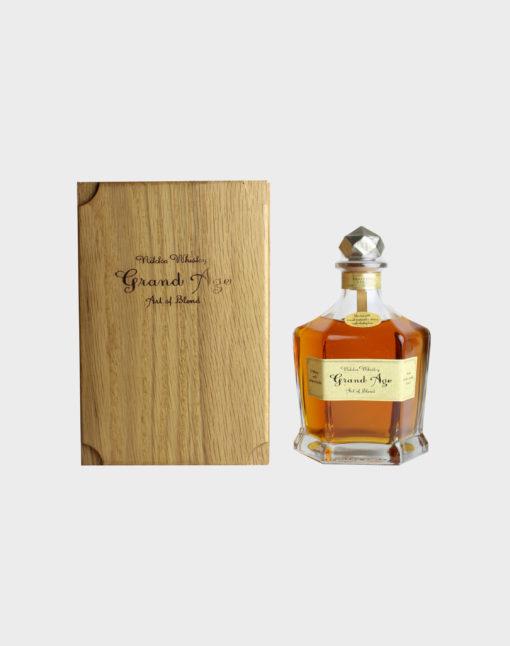 Nikka Grand Age Art Blend Whisky