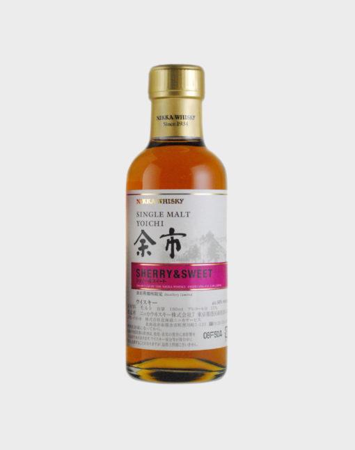 Yoichi Sherry & Sweet Single Malt