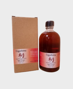 Eigashima Kiri Whisky 5 years old