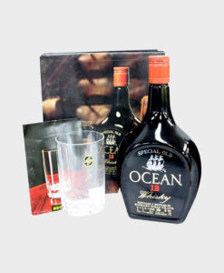 Karuizawa Ocean Blended 12 Year Old Special Whisky Gift Set