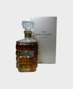 Mars whisky maltage 12 years old final version A