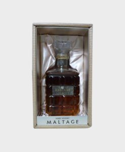 Mars whisky maltage 12 years old final version B