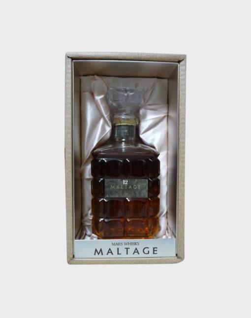 Mars Whisky Maltage 12 Years Old