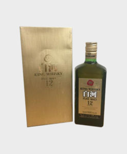 King Whisky Shirakawa Pure Malt 12 Years