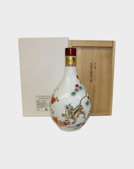 Hibiki 21 Year Old Ceramic For The Year 2010