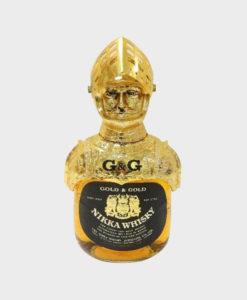 Nikka G&G Whisky Golden Soldier