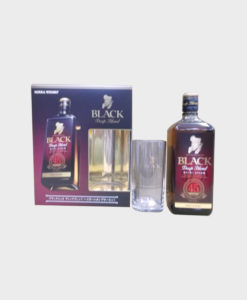 Nikka whisky black gift set deep blended A