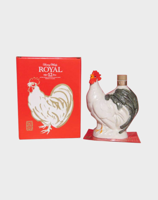 Suntory Royal 12 years old for the year 2005 A