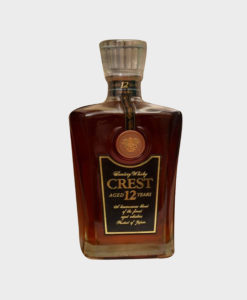 Suntory Whisky Crest 12 Years Old