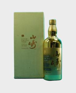 Suntory Yamazaki pure malt 80th anniversary bottling A