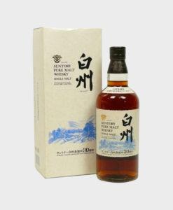 Suntory whisky hakushu distillery 30th anniversary b