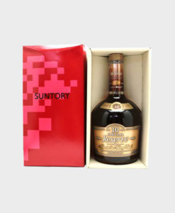 Suntory whisky special reserve 10 years old Sherry cask A