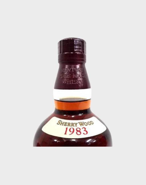 Yamazaki 1983 Sherry wood with box E