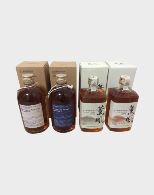 Fuji Gotemba Distillery Whisky Set