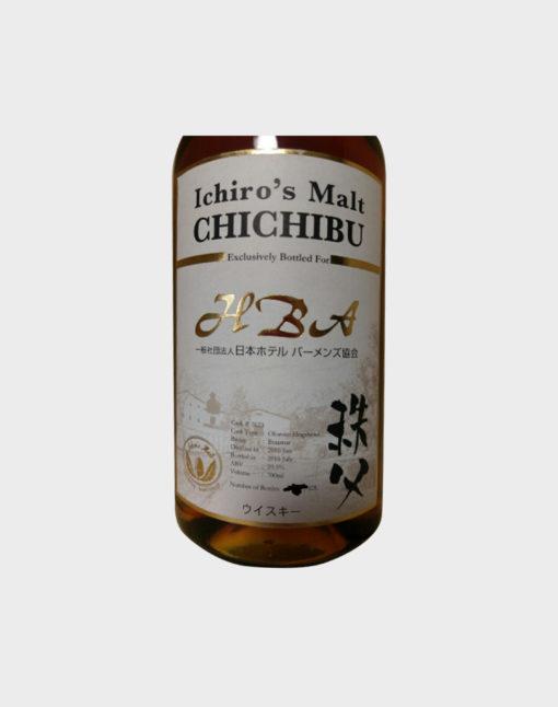 Ichiro's Malt Chichibu for HBA