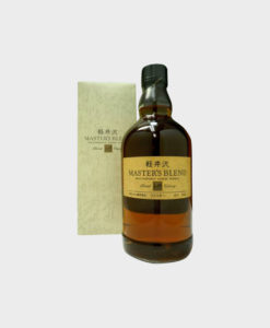 Karuizawa master's blended old whisky A