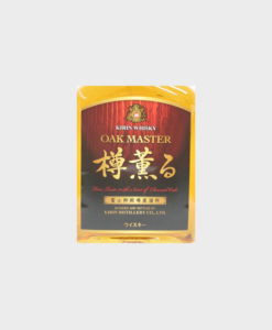 Kirin whisky oak master 2016 B