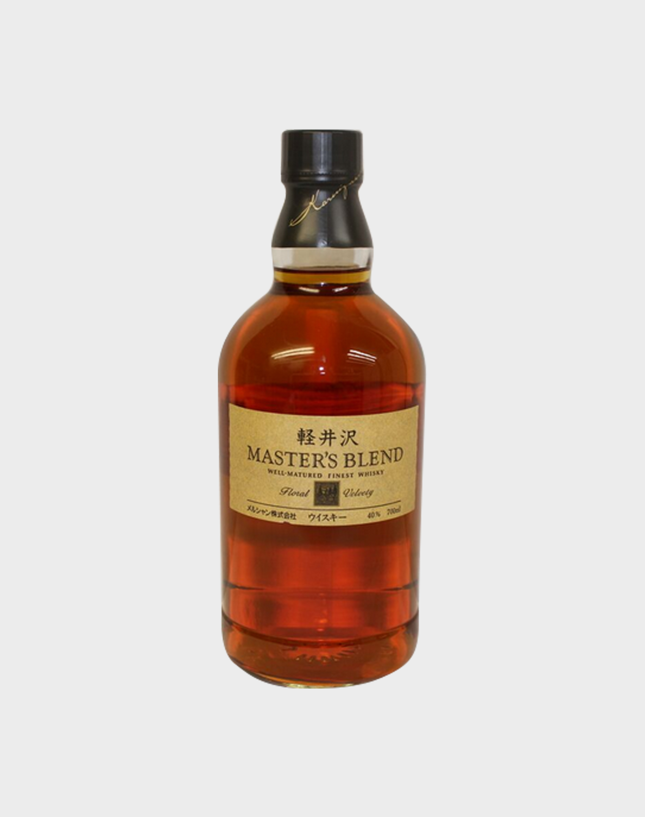 Mercian Karuizawa Master's Blend Whisky