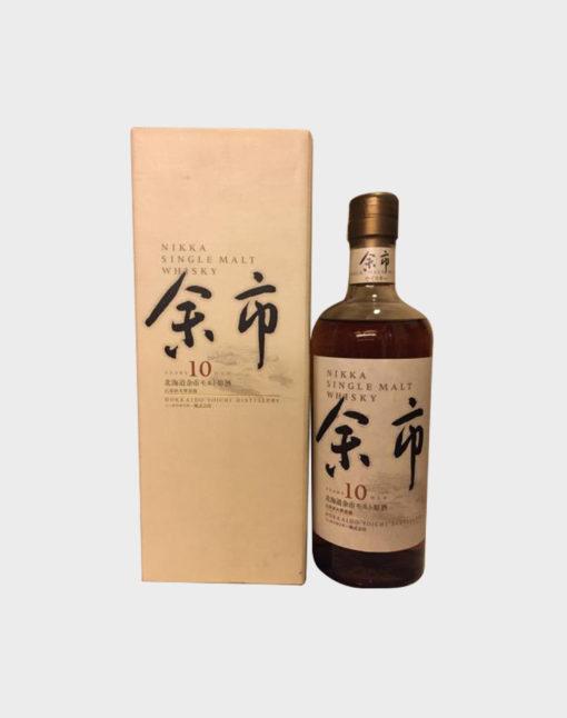 Nikka Yoichi 10 Years Old Whisky