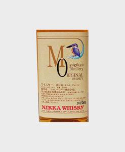 Nikka miyagikyo original whisky single malt B