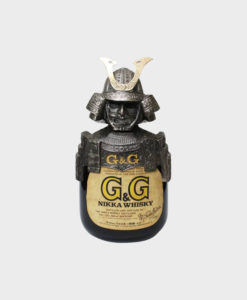 Nikka whisky G&G old version A