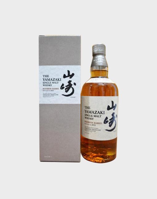 Suntory bourbon barrel 2011
