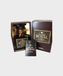 Suntory royal 12 years old whisky A