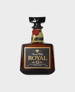 Suntory royal 12 years old whisky B