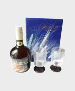 Suntory special reserve old whisky set A