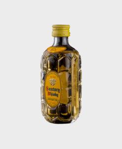 Suntory square bottle special quality set 50ml 43% B