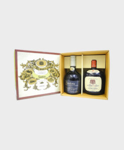 Suntory very rare old whisky gift set A
