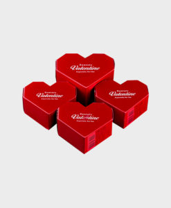 Suntory whisky Valentine especially for you set heart shape A