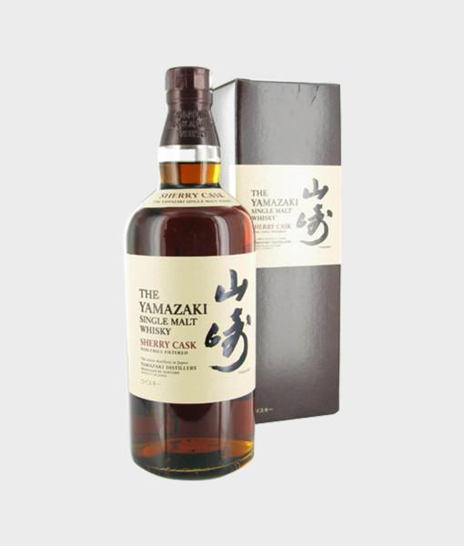 yamazaki sherry cask japanese whisky dekant