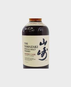 Yamazaki 2010 Sherry cask A