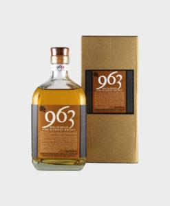 Yamazakura malt&grain 963 fine blended whisky