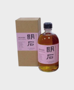 Akashi 4 years old single cask bottling limited edition D