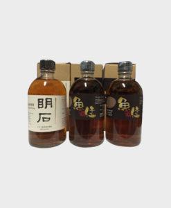 Akashi TOJI&UOZUMI set whisky A