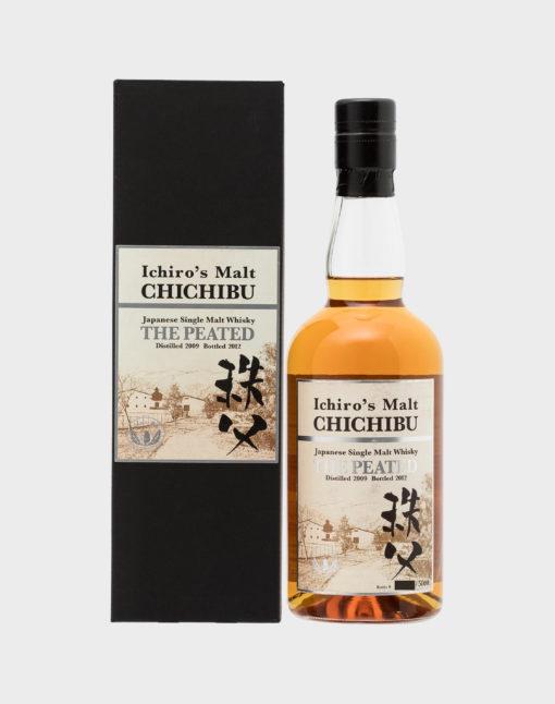 Ichiro's Malt Chichibu the Peated 2009-2012