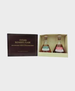 Karuizawa ocean blender's flask 100% malt gift set A