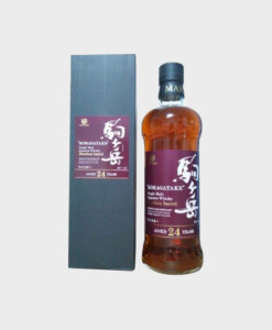 Mars komagatake bourbon barrel 24 years single malt A