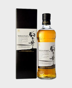 Mars Single Cask Komagatake Campbelltoun Loch 15th Anniversary