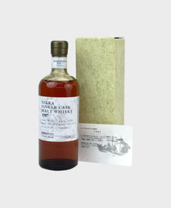 Nikka yochi single cask 1987 A