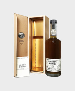 Suntory Yamazaki Distillery barrel out whiskeys 10 years 57 degrees equipped goods A