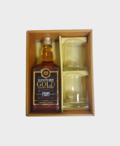 Suntory gold special blend of select malt B
